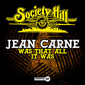 Was That All It Was by Jean Carne