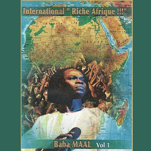 International riche Afrique, vol. 1 by Baaba Maal