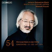 Play & Download Bach: Cantatas, Vol. 54 by Various Artists | Napster