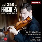 Play & Download James Ehnes plays Prokofiev by James Ehnes | Napster