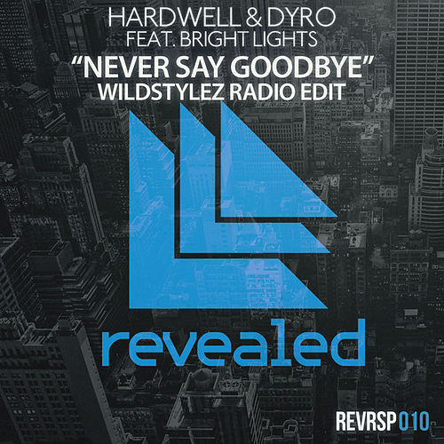 Play & Download Never Say Goodbye (Wildstylez Radio Edit) by Hardwell | Napster