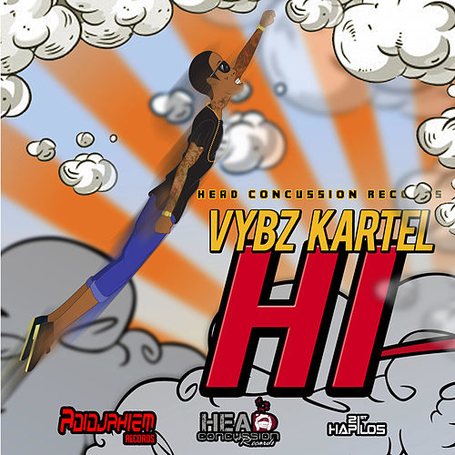 Hi - Single by VYBZ Kartel