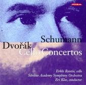 Play & Download Schumann & Dvorak: Cello Concertos by Erkki Rautio | Napster