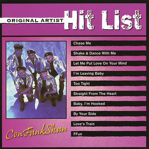 Play & Download Original Artist Hit List: ConFunkShun by Con Funk Shun | Napster