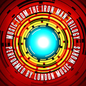 Music from the Iron Man Trilogy by Various Artists