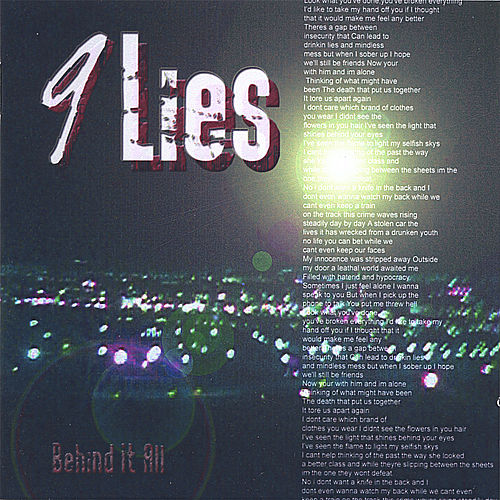 Play & Download Behind It All by 9Lies | Napster