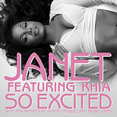 So Excited (Remixes) by Janet Jackson