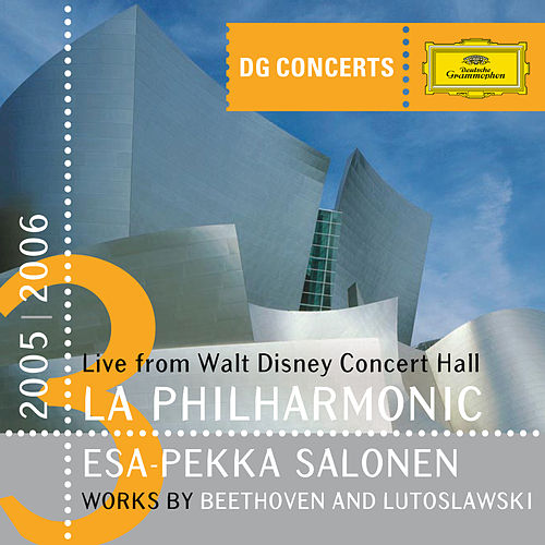 Play & Download Beethoven: Symphony No. 5; Overture 'Leonore II'/Lutoslawski: Symphony No.4 by Los Angeles Philharmonic Orchestra | Napster