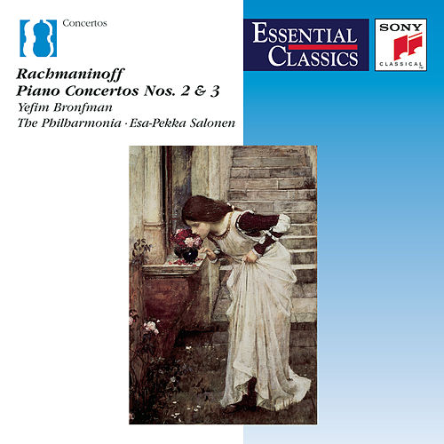 Play & Download Rachmaninoff: Piano Concertos Nos. 2 & 3 by Esa-Pekka Salonen | Napster