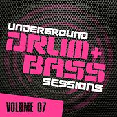 Underground Drum & Bass Sessions Vol. 7 - EP by Various Artists
