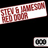 Red Door by Stev