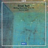 Toch: String Quartets Nos. 11 & 13 by Buchberger Quartet