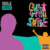 Ghost at the Finish Line by Quelle Chris