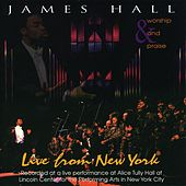 Play & Download Live From New York by James Hall (Gospel)/Worship... | Napster