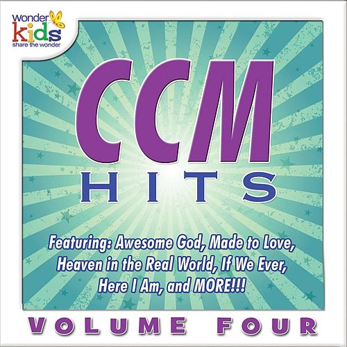 Play & Download Contemporary Christian Music Hits, Vol. 4 by Wonder Kids | Napster