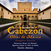 Play & Download Cabezón: Obras de Música by Various Artists | Napster