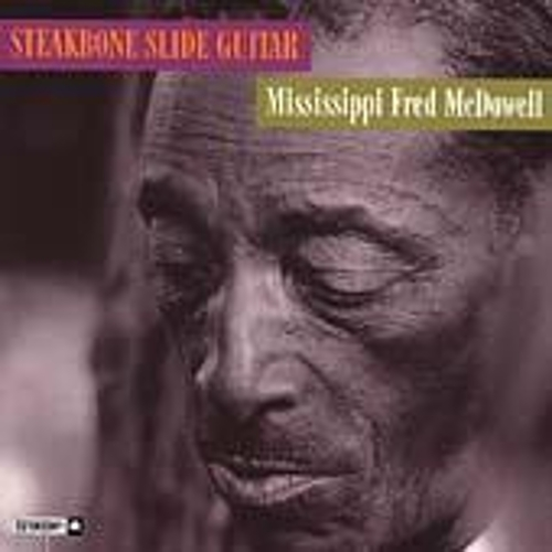 Play & Download Steakbone Slide Guitar by Mississippi Fred McDowell | Napster