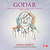 Play & Download Godár: Partita for 54 Strings, Harpsichord, Timpani and Tubular Bells (Digitally Remastered) by Slovak Philharmonic Orchestra | Napster