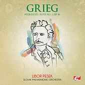 Play & Download Grieg: Peer Gynt Suite No. 1, Op. 46 (Digitally Remastered) by Slovak Philharmonic Orchestra | Napster