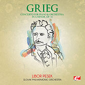 Play & Download Grieg: Concerto for Piano and Orchestra in A Minor, Op. 16 (Digitally Remastered) by Slovak Philharmonic Orchestra | Napster