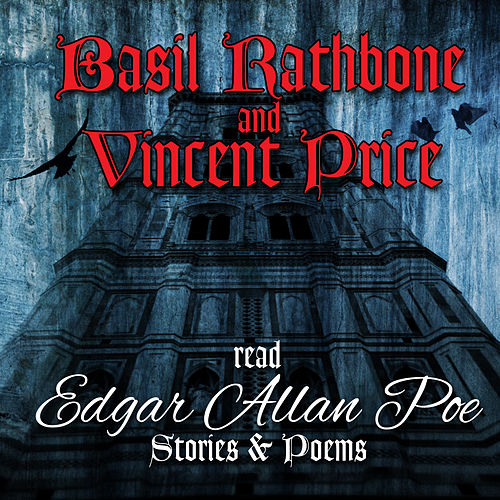 Play & Download Read Edgar Allan Poe Stories & Poems by Vincent Price | Napster