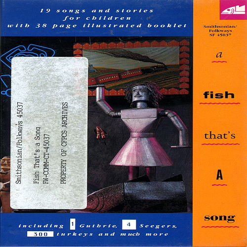 Play & Download A Fish That's a Song by Various Artists | Napster