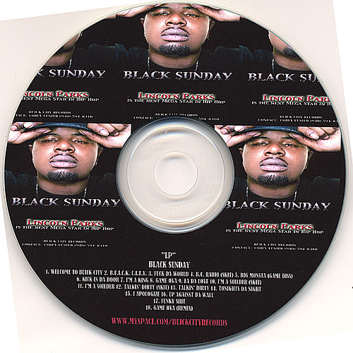 Black Sunday by LP