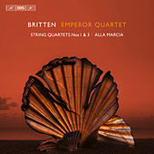Play & Download Britten: String Quartets Nos. 1, 3 & Alla marcia by Bohuslav Martinu | Napster