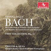 Play & Download C.P.E. Bach: 6 Collections of Sonatas, Free Fantasias & Rondos for Connoisseurs & Amateurs by Preethi de Silva | Napster
