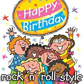 Play & Download Happy Birthday - Rock 'n' Roll Style by Kidzone | Napster