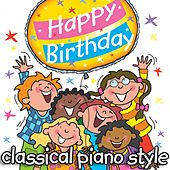 Play & Download Happy Birthday - Classical Piano Style by Kidzone | Napster