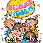 Play & Download Happy Birthday - Reggae Style by Kidzone | Napster