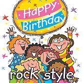 Play & Download Happy Birthday - Rock Style by Kidzone | Napster