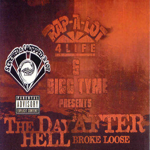 Play & Download J. Prince & Bigg Tyme Presents: The Day After Hell Broke (Screwed) by Various Artists | Napster