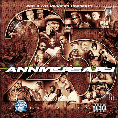 Rap-a-Lot 25th Anniversary by Various Artists
