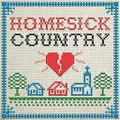Homesick Country by Various Artists