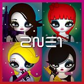 2NE1 1st Mini Album by 2NE1