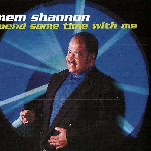 Spend Some Time With Me by Mem Shannon