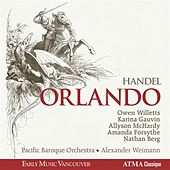Play & Download Handel: Orlando by Owen Willetts | Napster