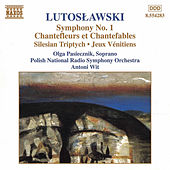 Orchestral Works Vol. 6 by Witold Lutoslawski