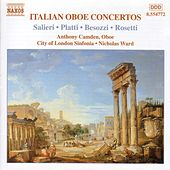 Italian Oboe Concertos, Vol. 2 by Various Artists