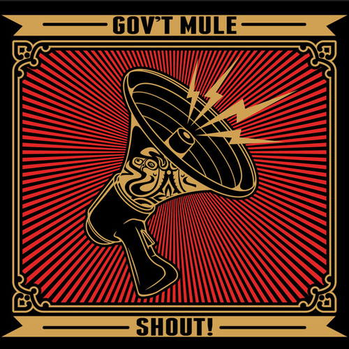 Play & Download Shout! by Gov't Mule | Napster