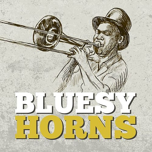Bluesy Horns by Various Artists