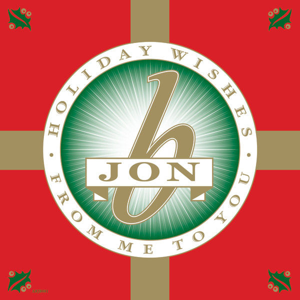 holiday wishes from me to you by jon b