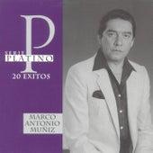 Play & Download Serie Platino: 20 Exitos by Marco Antonio Muñiz | Napster