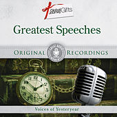 Play & Download Great Audio Moments, Vol.26: Greatest Speeches by Various Artists | Napster