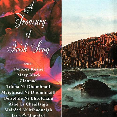 A Treasury Of Irish Song by Various Artists