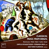 Classical Music from Brazil by Various Artists