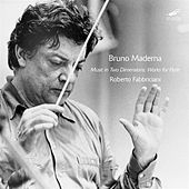 Play & Download Music in Two Dimensions: Works for Flute by Bruno Maderna | Napster