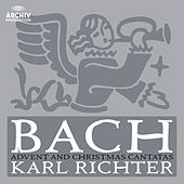 Bach: Advent And Christmas Cantatas von Various Artists